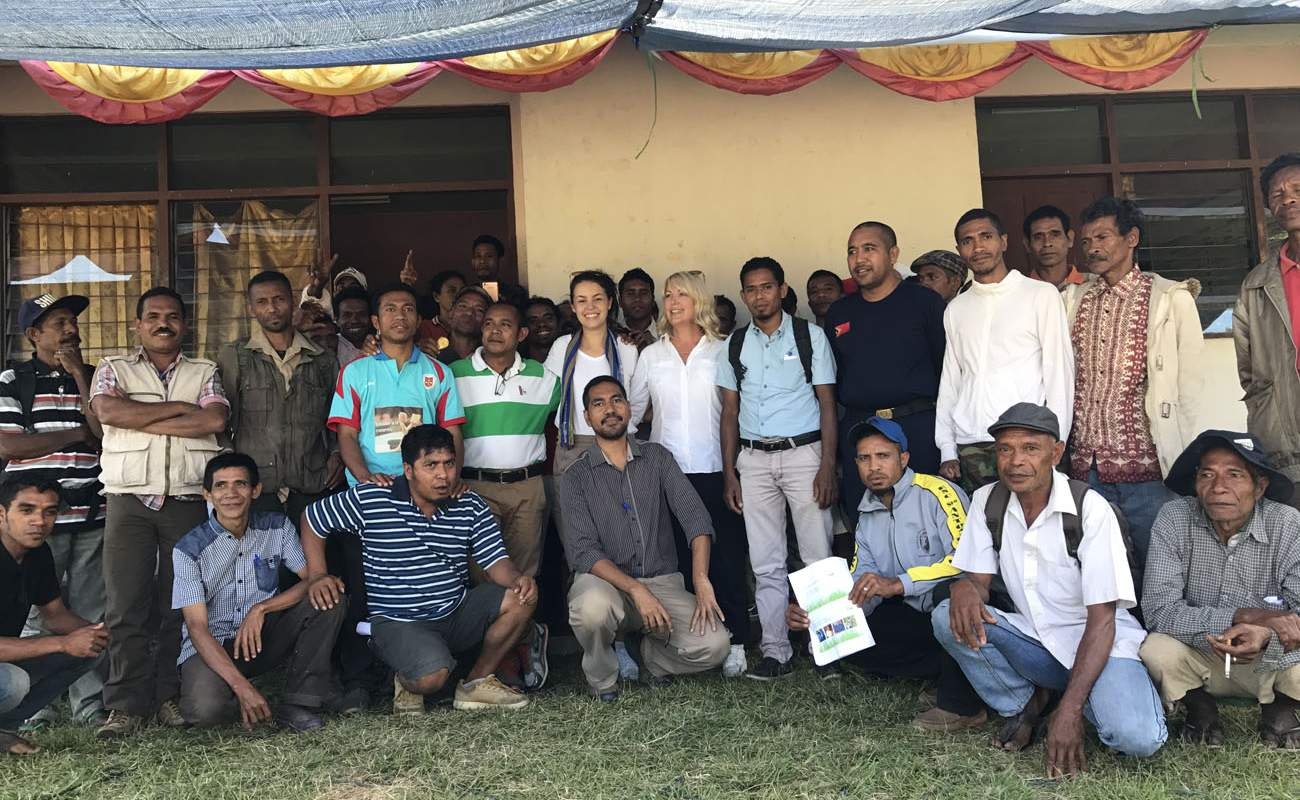 Voluntary Carbon Offset Program (VCOP) Timor Leste